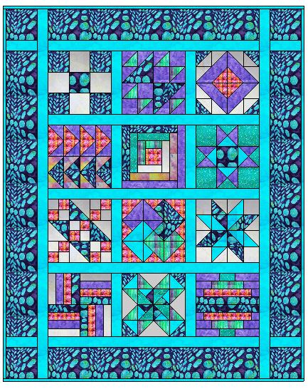 The Beginners Quilt