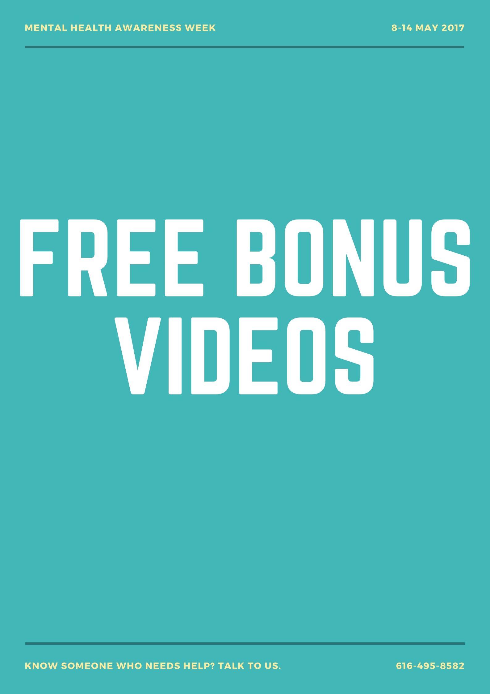 Free Bonuses